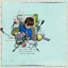 layout by domad   Credits:  Smartphone by Kristin Aagard