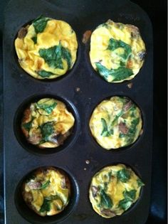 pinning for those egg cups mainly Calzone, Egg Cups, Quiche Ideas, Real Food Recipes, Sushi, Eggs, Cooking, Healthy, Breakfast