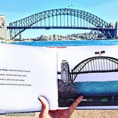 Sharing this fantastic post by a Sydney school teacher. Love the creativity @mrssquiggle! Even your IG name is bringing back childhood memories of the 80s!  H is for Harbour Bridge where the traffic is bound north to the south and the other way round (Pesenti A & Bell H 2013) . . . #PugglePost #MrsSquiggle #NewSouthPublishing #AntoniaIllustration #AlphabeticalSydney #Sydney #HandsOnLearning #CreativeClassroom #HilaryBell #AustralianBooks #SydneyHarbourBridge #InspiredbyAustralia…
