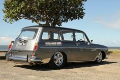 I have a soft spot in my heart for the squareback :)