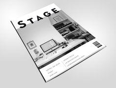 Rapport de stage by Coline Longchamp, via Behance