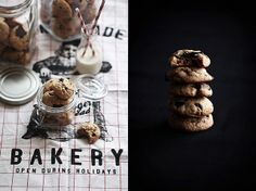 Peanut butter chocolate cookies by Call me cupcake, via Flickr