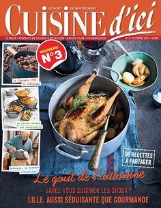 Cuisine d'Ici n°3, automne 2014