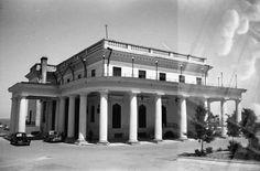 Voronsov Palace Odessa 1943
