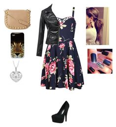 """Sans titre #1046"" by harrystylesandliampayne on Polyvore featuring mode, Ally Fashion, Betsey Johnson, Charlotte Russe et Reeds Jewelers"