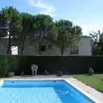 Self-catering near Carcassonne golf course