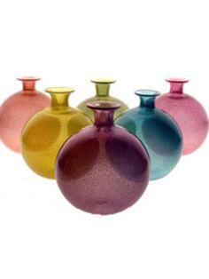 Pixie Vase - Orbix Hot Glass