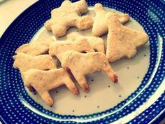 キッチンにある材料でピーナッツクッキー★