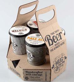Mug Pub takeaway carrier