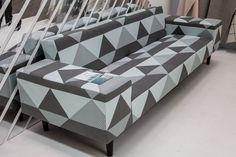 Geo sofa patterns