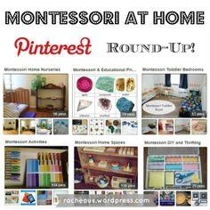 montessori at home, montessori, pinterest, pinterest boards, ideas
