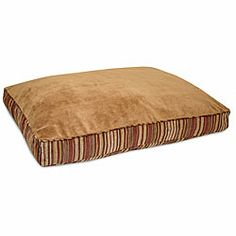 Petmate Antimicrobial Deluxe Pillow Pet Bed   Overstock.com