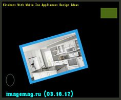 Kitchens With White Ice Appliances Design Ideas 163949 - The Best Image Search