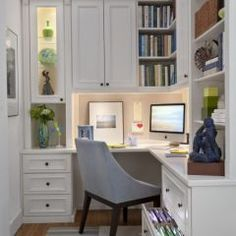 contemporary home office by transFORM   The Art of Custom Storage