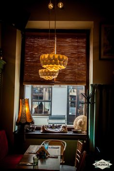 watching the world go by Roman Shades, Colonial, Curtains, Mood, Home Decor, Blinds, Decoration Home, Roman Blinds, Room Decor
