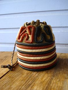 Vintage 1940s Telephone Cord Purse 2013492 by bycinbyhand on Etsy, $70.00