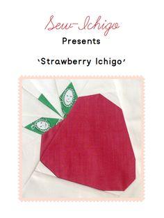 (7) Name: 'Quilting : Strawberry Ichigo