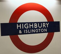 Highbury amp Islington Tube Station in London #London #stepbystep