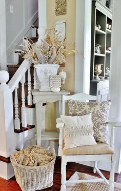 Coastal Living entry...neutrals can be beautiful and beachy too!