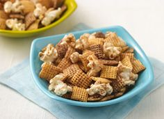 Snickerdoodle Chex® Mix from Chex.com - Home of General Mills' Chex Cereals and the Original Chex Party Mix