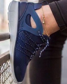 Dark blue Nike
