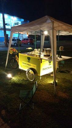 Bike food, Pamonha du Chef.