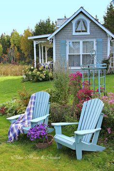 Aiken House & Gardens: Last Garden Tour of the Season