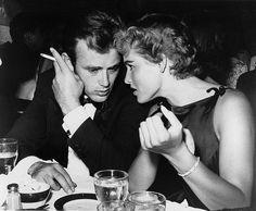#Ursula Andress & #James Dean