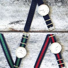 A variety of striking Elmore Lewis timepieces, including the Essex, the Richmond, and the best-selling Manchester Watches.