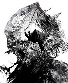 """""""Los hijos de los días"""" - Galeano ilustrado por Casciani 20/2 . acá podés leer el texto:http://andrescasciani.blogspot.com.ar/2016/02/los-hijos-de-los-dias-galeano-ilustrado_20.html"""