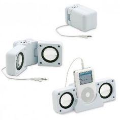 #DraagbarespeakersvooriPodofmp3     Festivalking  testte voor jou de meest gebruikte modellen van mini speakers voor je iPod. Deze was prijs/kwaliteit ongetwijfeld de beste. http://www.festivalking.com/be/draagbare-speakers-voor-ipod-of-mp3-festival.html
