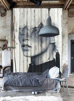 Vorhang Als Raumtrenner Verwenden - Kluge Wohnideen | Home ... Raumtrenner Ideen Schlafzimmer