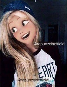 This is Paige. She is 14 and she loves to skateboard. Her best friend is a guy n… – Disney Disney Jokes, Punk Disney, Disney Girls, Disney Magic, Disney Art, Rapunzel Edits, Disney Rapunzel, Disney Princess, Princesas Disney Hipster