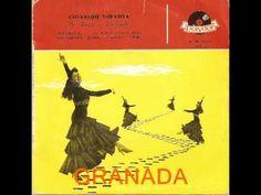 Granada : Caterina Valente - YouTube