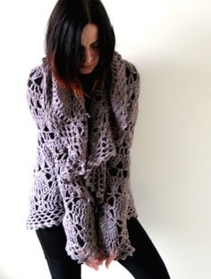 crochet - excellent photos - enough to pattern off of. :)