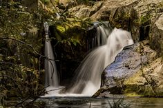 Water fall by Peptan Marius