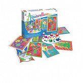 KARTKI ŚWIĄTECZNE - AQUARELLUM - SENTOSPHERE - Buy4Kids - zestawy kreatywne dla dzieci