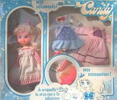 La poupée Candy