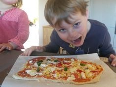 Time Poor Mum Manager Healthy Homemade Pizza, Hawaiian Pizza, Kid Friendly Meals, Child, Baking, Easy, Blog, Recipes, Kid