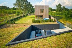Casas en Rybnik - Jojko+Nawrocki Architekci #arquitectura