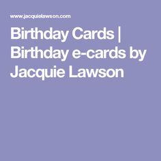 31 Best JACQUIE LAWSON Images