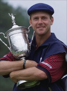 Payne Stewart - US Open 1999. World Rating 13.
