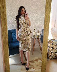 Hijab Fashion, Women's Fashion, Casual, Dresses For Work, Long Blouse, Simple Long Dress, Dance Dresses, Peplum Gown, Ladies Outfits