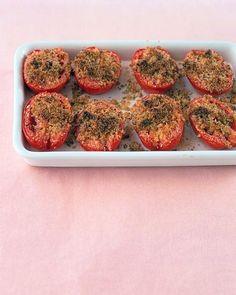 Baked Plum Tomatoes Recipe