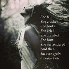 Because I am strong. True Quotes, Great Quotes, Quotes To Live By, Motivational Quotes, Inspirational Quotes, Strong Women Quotes, You Are Strong Quotes, Give Me Strength Quotes, Powerful Women Quotes