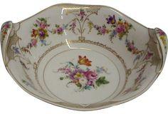 Dresden Porcelain Bowl on OneKingsLane.com
