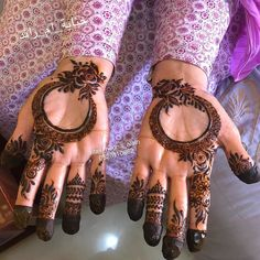 beautiful henna Mehandi Designs for brides-to-be Rose Mehndi Designs, Khafif Mehndi Design, Henna Art Designs, Stylish Mehndi Designs, Mehndi Designs For Fingers, Wedding Mehndi Designs, Mehndi Design Pictures, Latest Mehndi Designs, Beautiful Henna Designs