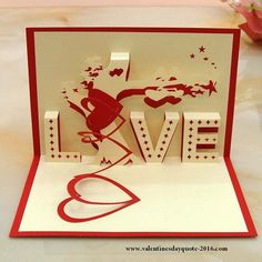 {[Best]}* Valentine's Day Free Cards Printable 2017 Model Collection - Happy Valentine's Day 2017 Quotes,Ideas,Wallpaper,Images,Wishes Valentines Day Greetings, Valentine Day Cards, Happy Valentines Day, Free Cards, 2017 Images, Creative Fonts, Kirigami, Printable Cards, Picture Photo