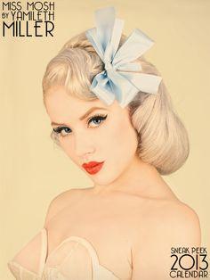 Vintage Beauty; Miss Mosh