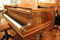 Steinway Art Case Grand Piano, 1905